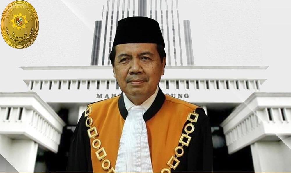 Selamat dan Sukses Ketua MA RI Periode 2020-2025