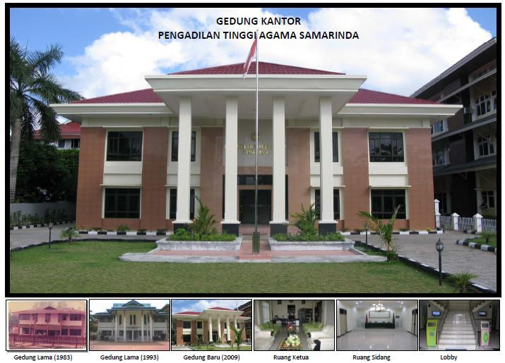 Website Resmi PTA Kalimantan Timur